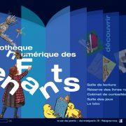 Bibliothèque Numérique des Enfants