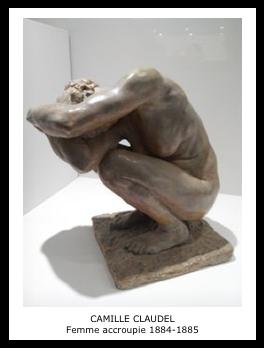 Camille Claudel – Femme accroupie 1884-1885