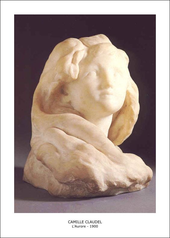 Camille Claudel – L'Aurore – 1900