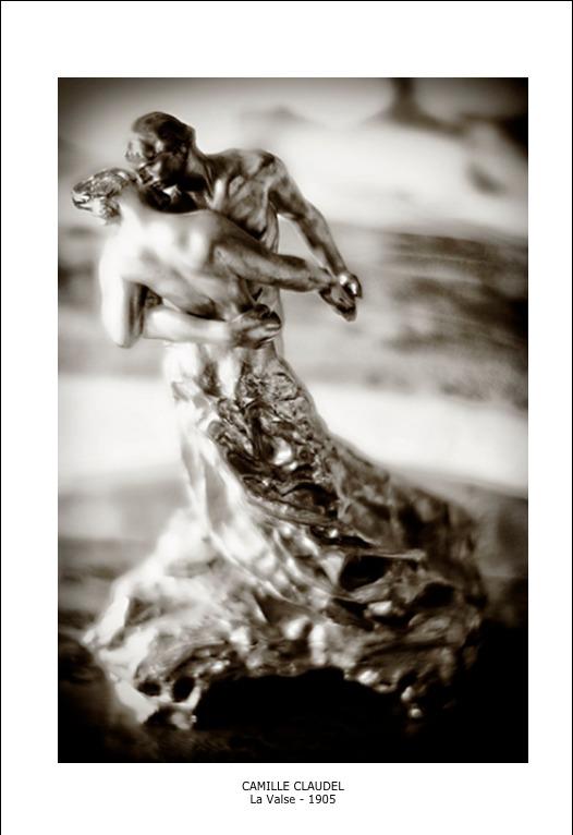 Camille Claudel – La Valse – Bronze – 1905
