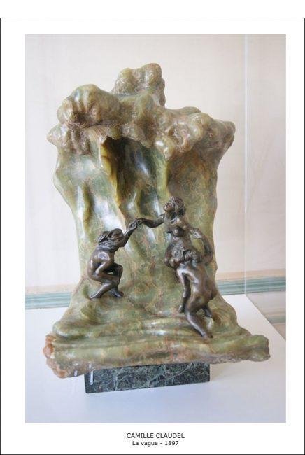 Camille Claudel – La vague – 1897