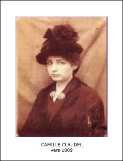 Camille Claudel vers 1889
