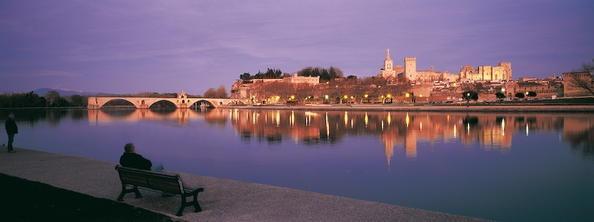 Centre historique d'Avignon – Palais des papes