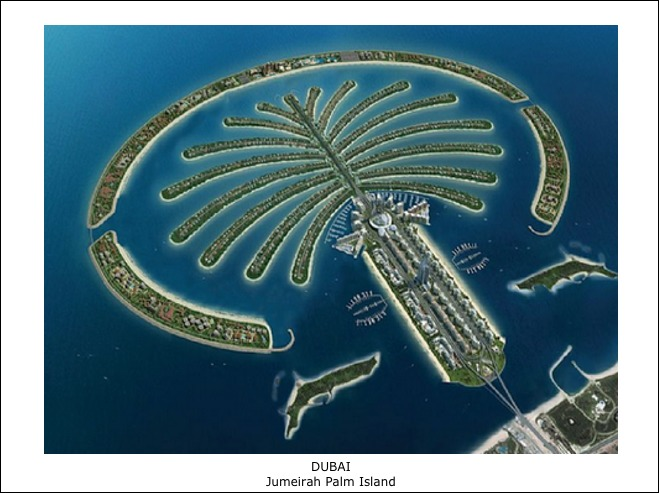 Dubai – Jumeirah Palm Island