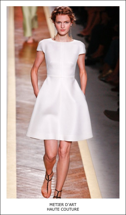 Métier d'art – La haute couture