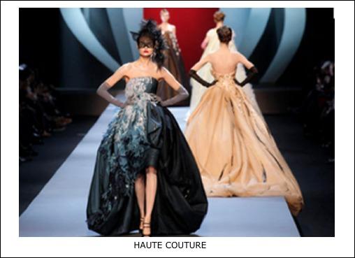 Haute couture – Les métiers d'art