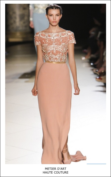 Haute couture-Métier d Art