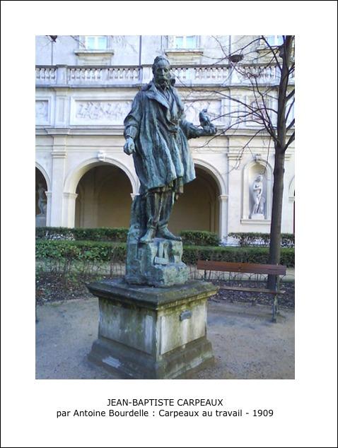 Jean-Baptiste Carpeaux – Par Antoine Bourdelle – Carpeaux au travail – 1909