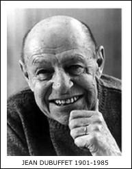 Jean Dubuffet 1901-1985