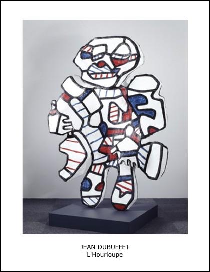"""Jean Dubuffet: """"L'art parle à l'esprit et non aux yeux"""""""