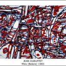 Jean Dubuffet – Mire (Bolero) – 1983