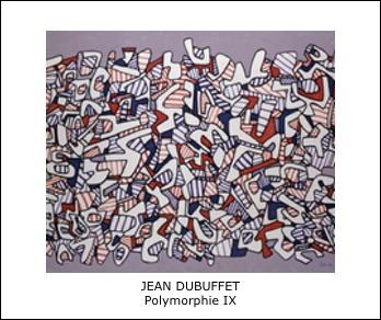 Jean Dubuffet – Polymorphie IX