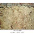 Jean Dubuffet – Profusion d'espace – 1952