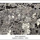 Jean Dubuffet – Radieux météore – 1952