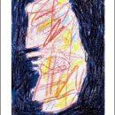 Jean Dubuffet – Sans titre – 1985