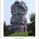 Jean Dubuffet – Tour aux figures-Issy-les-Moulineaux