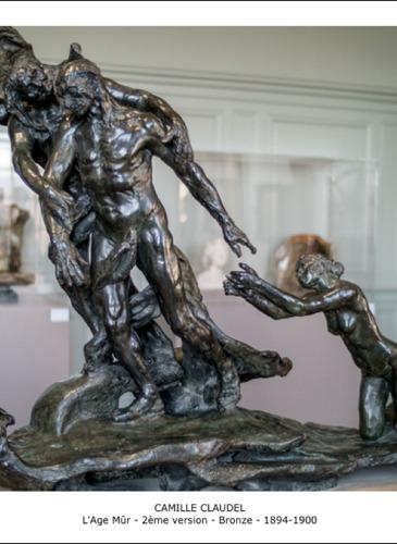 L'Age Mûr - 2ème version - 1894-1900 - Camille Claudel