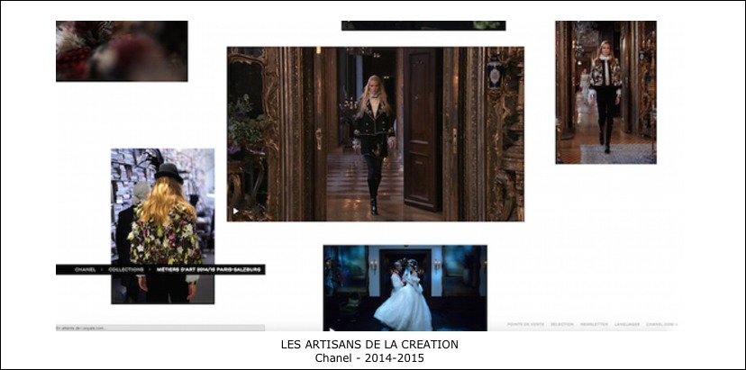 Les artisans de la création – Chanel 2015