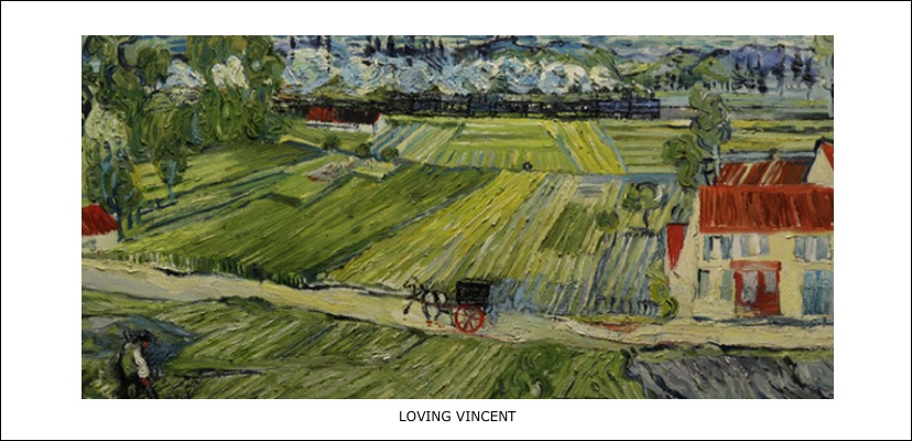 Loving Vincent – Vincent Van Gogh