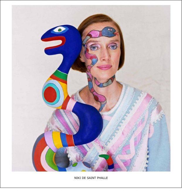 Niki de Saint Phalle: réjouir le coeur et les yeux
