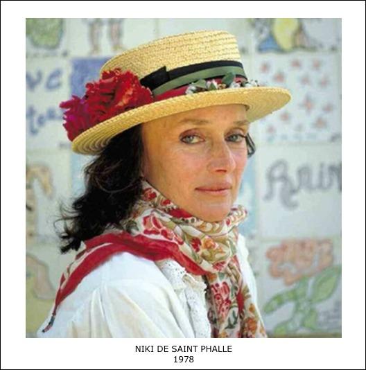 Niki de Saint Phalle - 1978
