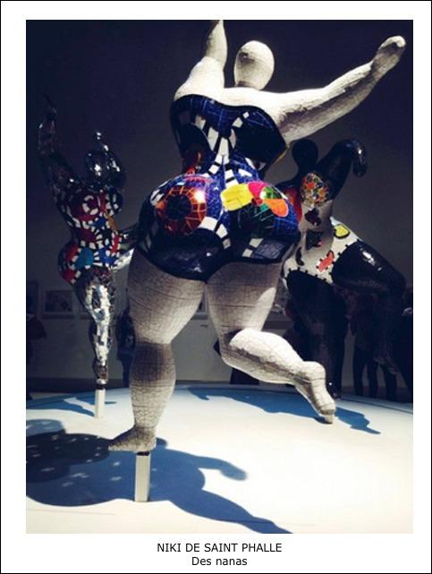 Niki de Saint Phalle – Des nanas