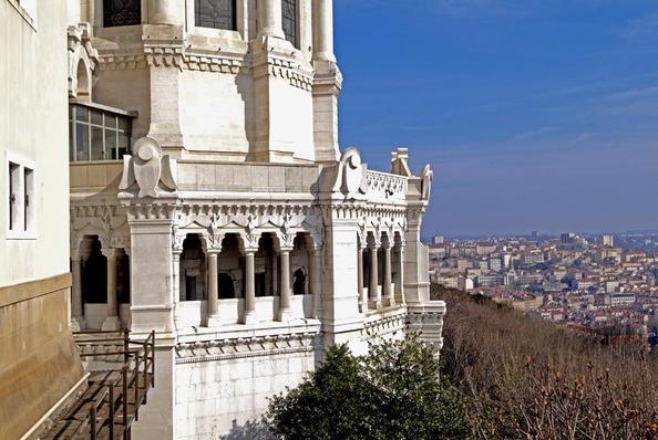 Site historique de Lyon – Notre -Dame de Fourvière