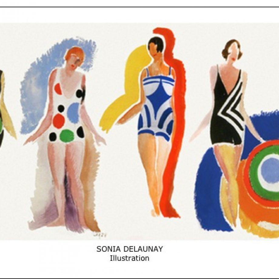 Sonia Delaunay – Illustrations