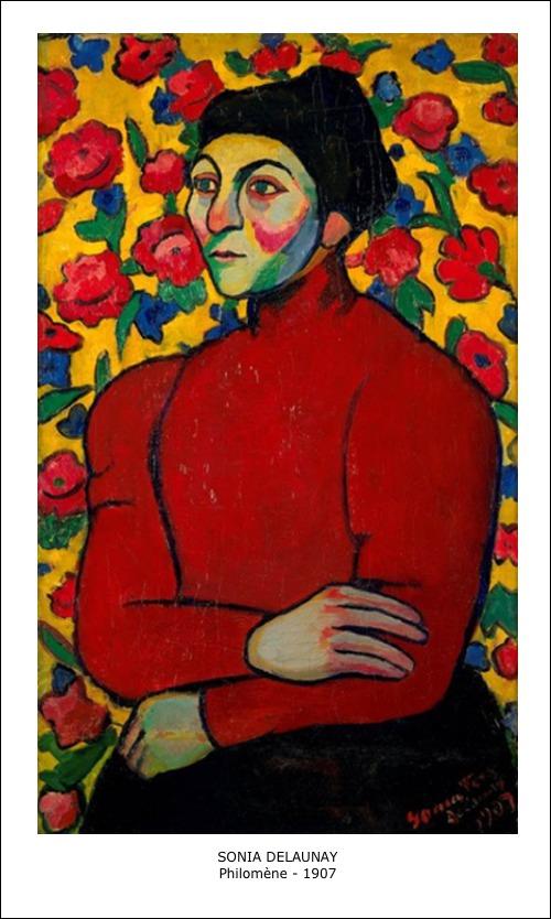 Sonia Delaunay – Philomène 1907