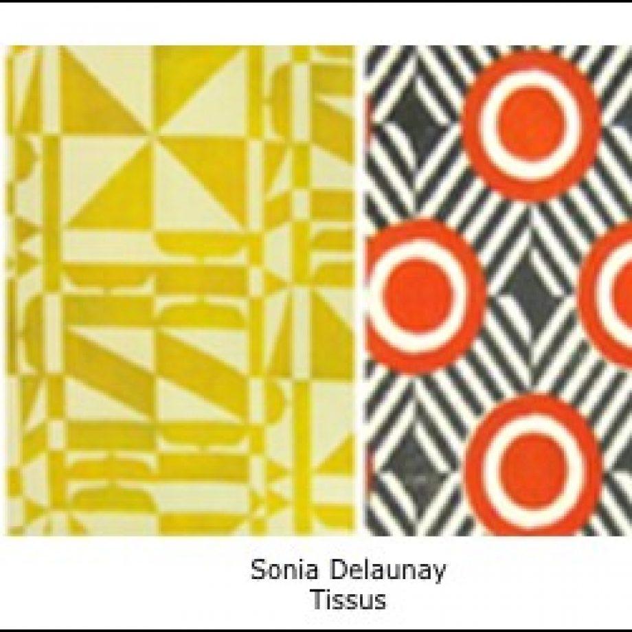 Sonia Delaunay – Tissus