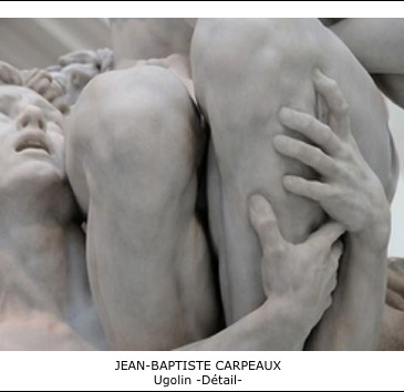 Ugolin (détail) Jean-Baptiste Carpeaux