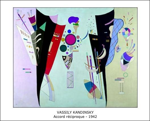 Vassily Kandinsky: musicien de la peinture