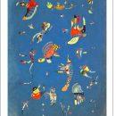 Vassily Kandinsky – Bleu du ciel – 1940
