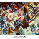 Vassily Kandinsky – Composition VI – 1913