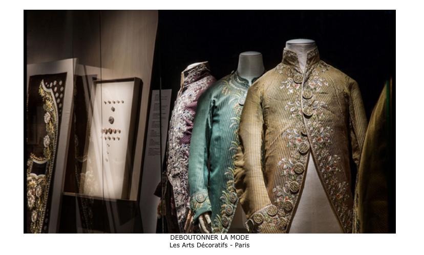 Les Arts Décoratifs – Déboutonner la mode