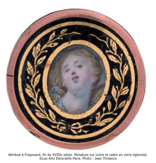 Déboutonner la mode – Fragonard
