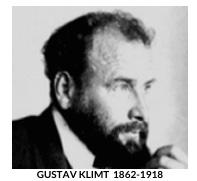 Gustav Klimt - 1862-1918
