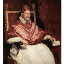 Portrait du pape Innocent X – Diego Velasquez