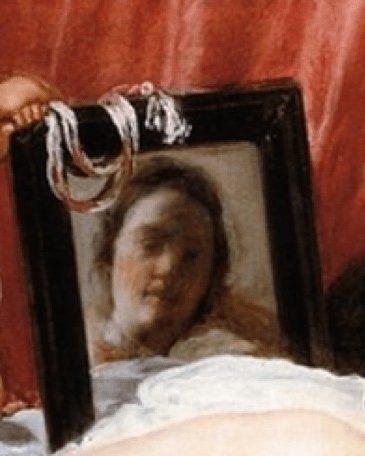 Vénus à son miroir - Diego Velasquez