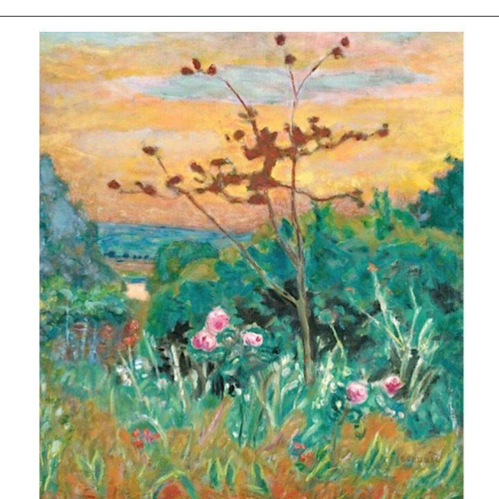 Jardin à Vernonnet – Pierre Bonnard