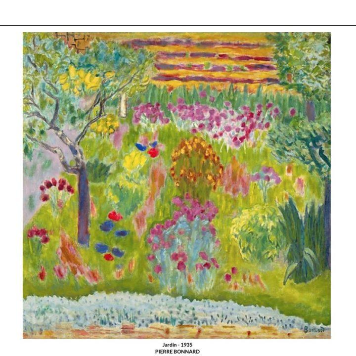 Jardin – Pierre Bonnard