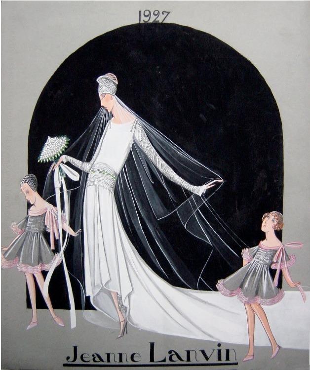 Jeanne Lanvin – Haute couture
