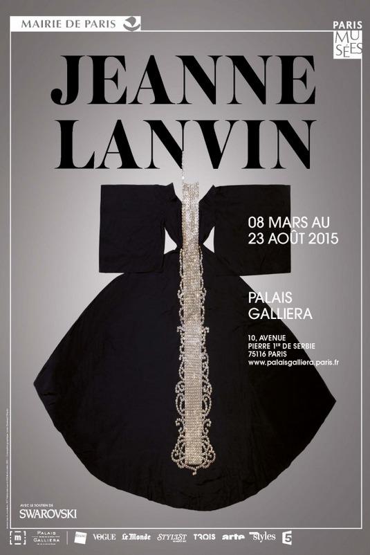 Jeanne Lanvin – Exposition Palais Galliera