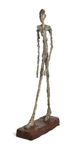 L'Homme qui marche - 1947 - Giacometti