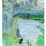 La Seine près de Vernon - Pierre Bonnard