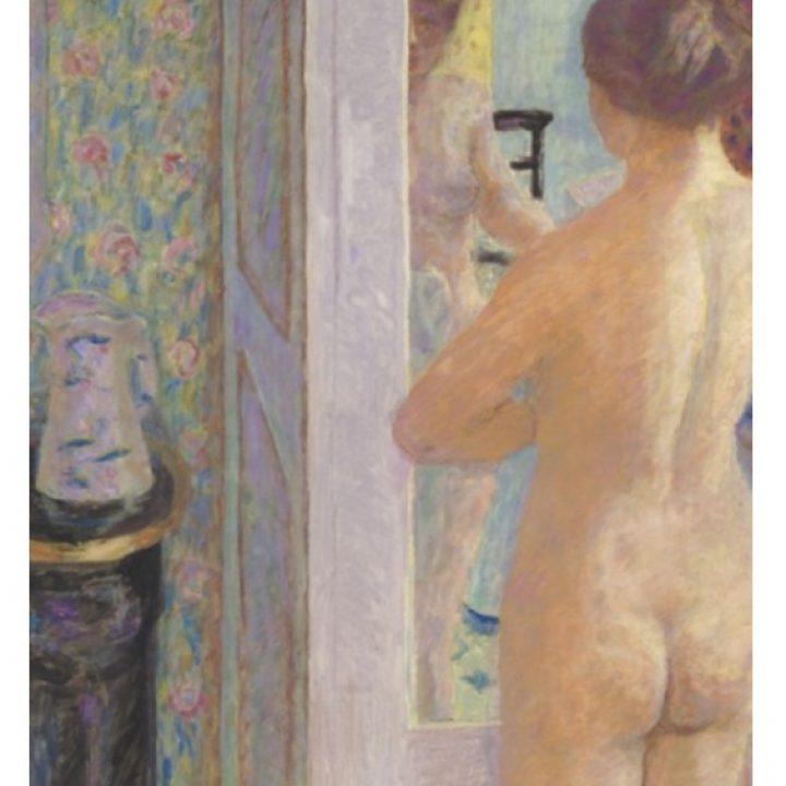 La Toilette rose – Pierre Bonnard