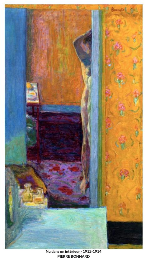 Nu dans un intérieur – Pierre Bonnard