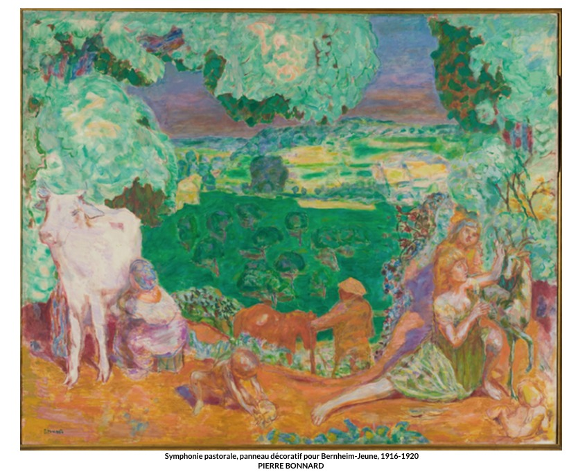 Symphonie pastorale – Pierre Bonnard