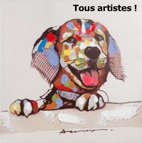 Tous artistes!