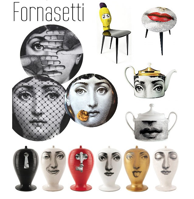 Fornasetti – Collection